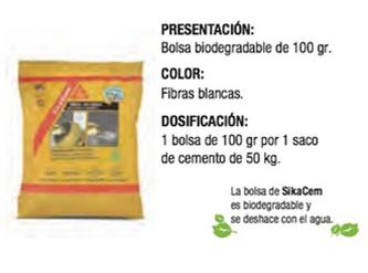 sikacem-fiber